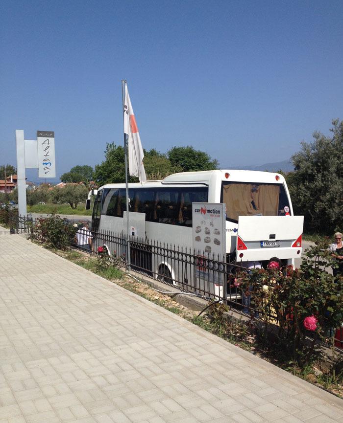 Ξενοδοχείο Altamar - Μεταφορά από το αεροδρόμιο