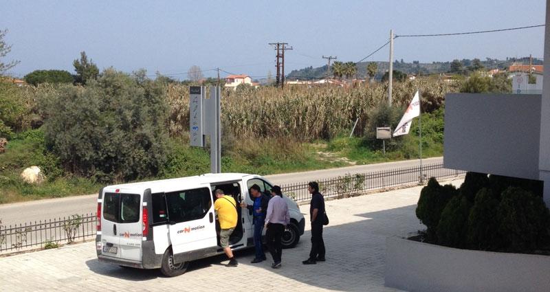 Ξενοδοχείο Altamar - Μεταφορά από το αεροδρόμιο με βαν